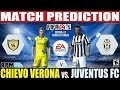 FIFA 14: Chievo Verona vs. Juventus FC Match Prediction Serie A Fecha #1