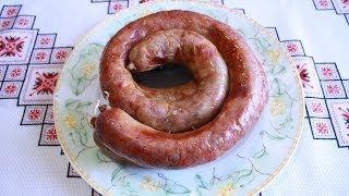 getlinkyoutube.com-Колбаса в домашних условиях Рецепт домашней колбасы Домашня ковбаса рецепт Рублевские колбасы