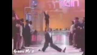 getlinkyoutube.com-Soul Train Line 89' - Babyface!