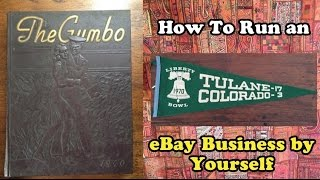 getlinkyoutube.com-Scavenger Life Episode 263: How To Run an eBay Business by Yourself