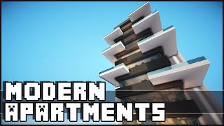 getlinkyoutube.com-Minecraft - Modern Apartments