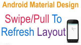 getlinkyoutube.com-262 Android SwipeRefreshLayout Example | coursetro.com