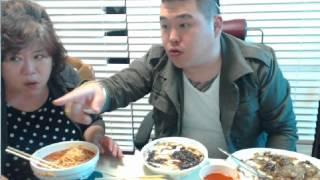 getlinkyoutube.com-BJ김여포//어머니와 중화요리 먹방!!개꿀잼ㅋㅋ