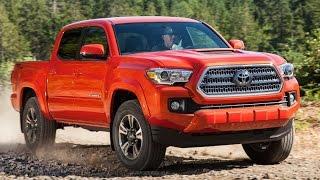 getlinkyoutube.com-2016 Toyota Tacoma Review with Pricing