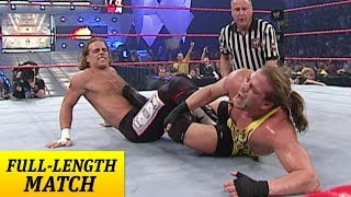 getlinkyoutube.com-FULL-LENGTH MATCH - Raw - Shawn Michaels vs. RVD - World Heavyweight Championship Match