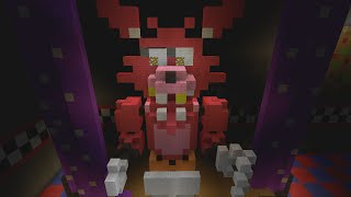 getlinkyoutube.com-Minecraft Xbox - Five Nights At Freddy's 2 - Hunger Games