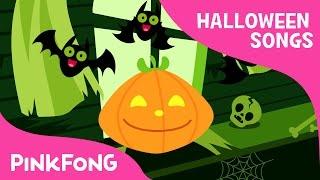 getlinkyoutube.com-Five Little Pumpkins   Halloween Songs   PINKFONG Songs for Children