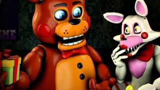 getlinkyoutube.com-[SFM FNAF] Toy Freddy x Mangle.