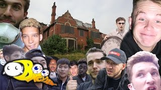 getlinkyoutube.com-Joe Weller's Haunted Mental Asylum | Timeline of Paranormal Events (Exploring Abandoned Places)