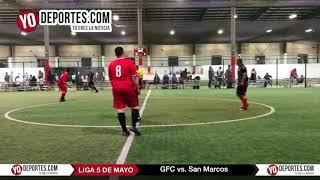 GFC vs. San Marcos Liga 5 de Mayo Jornada #3 de los Viernes