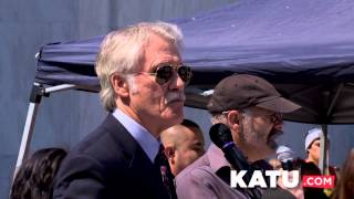 Gov. John Kitzhaber's Driver Card bill speech