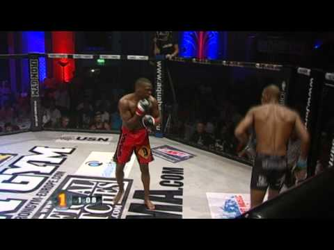 UCMMA: Ultimate Challenge - Michael page vs Jefferson George - UCMMA29