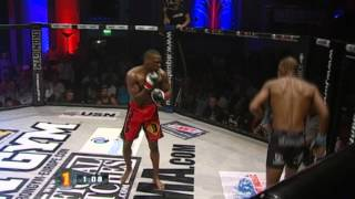 getlinkyoutube.com-UCMMA: Ultimate Challenge - Michael page vs Jefferson George - UCMMA29
