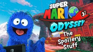 Super Mario Odyssey Review Followup: The Spoilery Stuff!