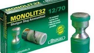 getlinkyoutube.com-Пуля MONOLIT 32 от тм Dupleks + стрельбы