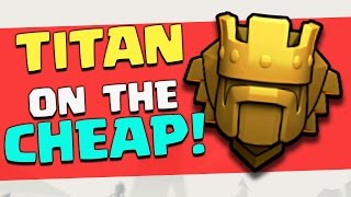 """Clash of Clans: """"Getting To TITAN Without Gems!"""" 
