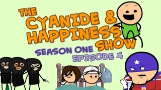 The Meaning of Love - S1E4 - Cyanide & Happiness Show - INTERNATIONAL RELEASE