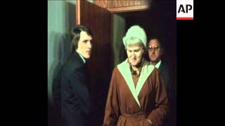 getlinkyoutube.com-SYND 26 11 75 TRIAL TO THE CONCENTRATION CAMP GUARD AND NAZI WAR CRIMINAL HERMINE BRAUNSTEINER