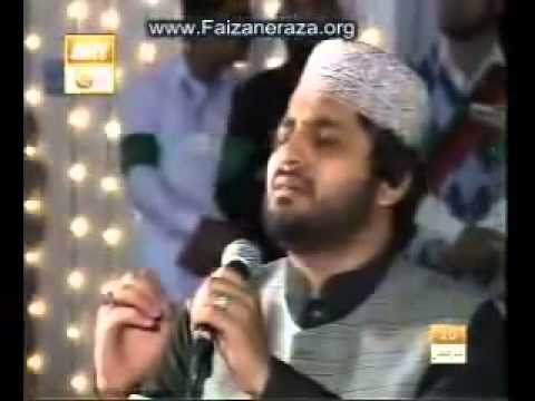 Hafiz Noor Sultan 3 of 3 Mehfil e Naat at Data Darbar Urs Mubrak Feb 5th 2010