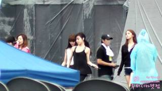 getlinkyoutube.com-[Fancam] 110813 Jessica SNSD - rehearsal RDR@Incheon Korean Music Wave