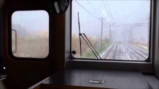 getlinkyoutube.com-【九州・大分で猛吹雪】電車に乗ったら恐ろしいことになった