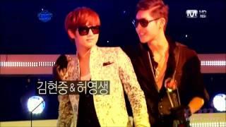 getlinkyoutube.com-SS501 Hyun Joong Winner's MV ❤Break Down❤