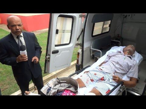 Com a união de todos, Medeiros Neto consegue transferir paciente Jorge para Salvador