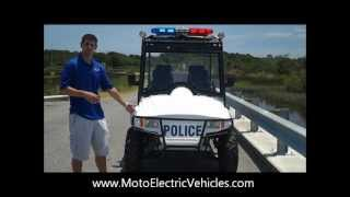 getlinkyoutube.com-CiteCar 4 Passenger Mountaineer Police | From Moto Electric Vehicles