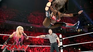 getlinkyoutube.com-Natalya vs. Naomi: Raw, November 9, 2015