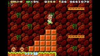 getlinkyoutube.com-Playthrough - Super Mario Advance 4: Super Mario Bros. 3 (e-Reader) - World-e Levels (1) (Part 25)