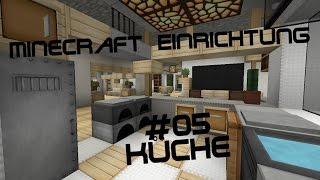 getlinkyoutube.com-Minecraft Einrichtung mit Jannis Gerzen #05 - Küche (Tutorial)