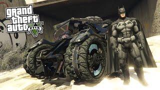 getlinkyoutube.com-GTA 5 PC Mods - ULTRA REALISTIC BATMAN MOD! GTA 5 Batman Mod Gameplay! (GTA 5 Mod Gameplay)