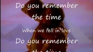 getlinkyoutube.com-Remember the Time By Michael Jackson (with lyrics)