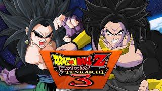 getlinkyoutube.com-SSJ8 Broly VS SSJ8 Vegito!! SSJ8... WHAT?! | Dragon Ball Z: Budokai Tenkaichi 3 DUEL REQUEST