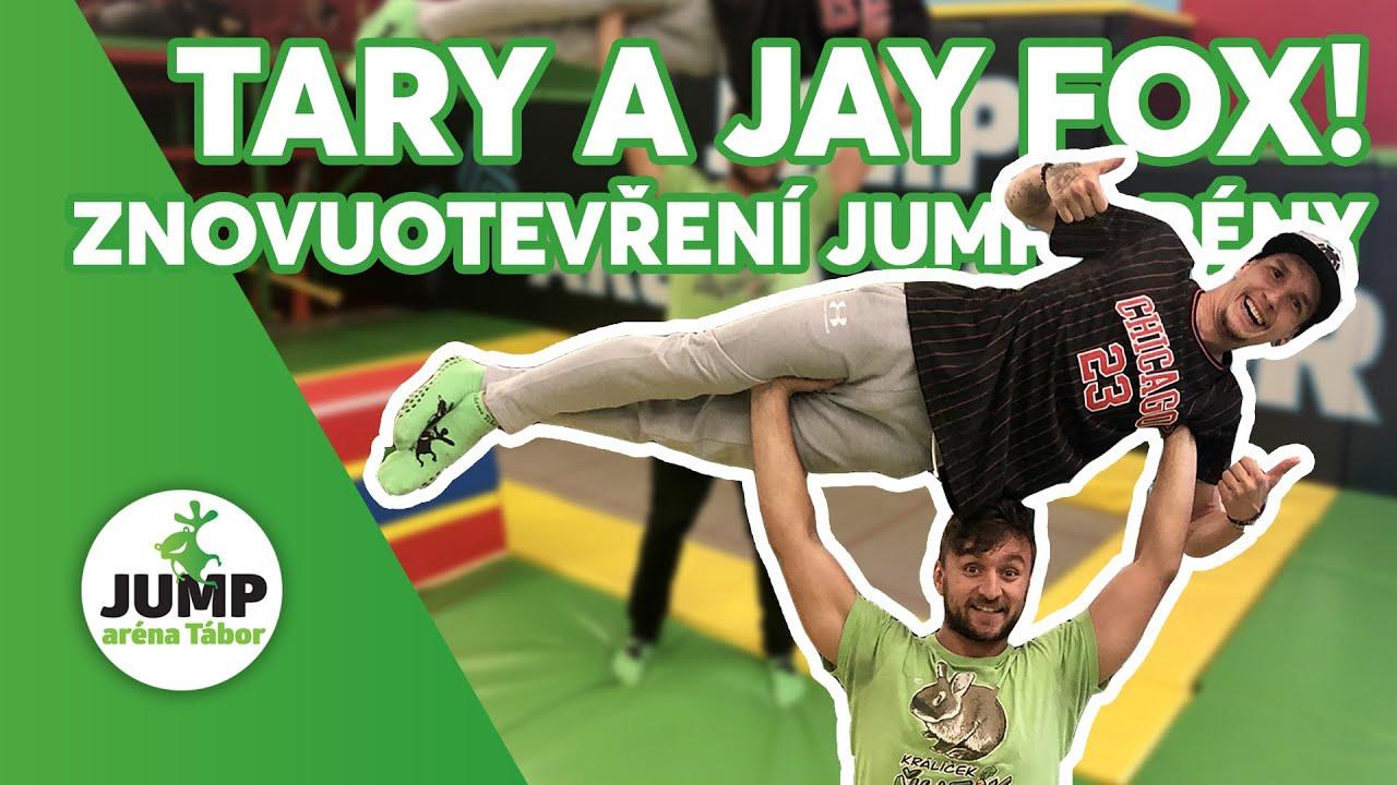 Jump aréna Tábor - znovuotevření 11.5. 2020