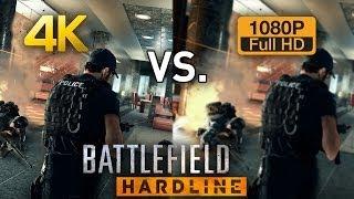 getlinkyoutube.com-4K vs 1080p Graphics Comparison Battlefield Hardline