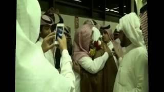 getlinkyoutube.com-مقطع إستقبال الشيخ شجاع الدوسري نجم زد رصيدك4 كاملا