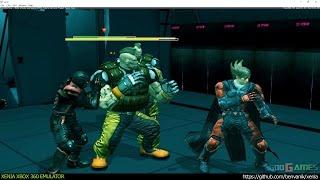 getlinkyoutube.com-Xenia Xbox 360 Emulator - Tekken 6 Ingame #2 TEST!