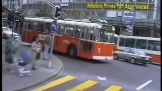 getlinkyoutube.com-Réseau trolleybus de Lausanne avec Fred Ivey