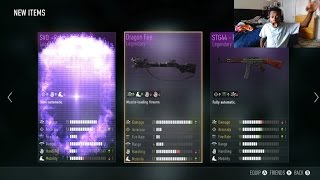 "BEST LEGENDARY GUN REACTIONS! ""Legendary Guns"" Supply Drop REACTIONS! (AW Legendary Gun DLC)"