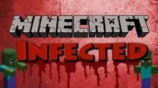 Minecraft: Infected #3 w/ TheCampingRusher! - Ryan Betrays Rusher (MC Infected Server)