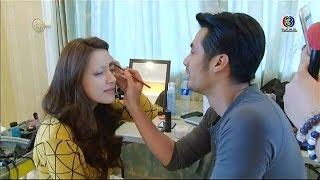 getlinkyoutube.com-ตะลุยกองถ่าย | นางร้ายที่รัก, สองหัวใจนี้เพื่อเธอ | 09-09-58 | TV3 Official