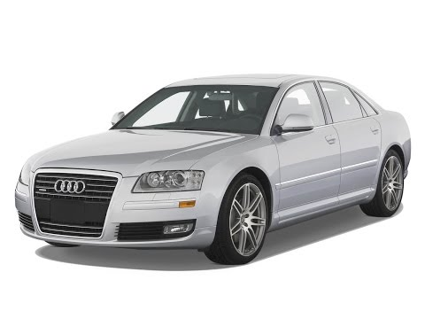 Купить и установить защиту двигателя и КПП  для автомобиля: AUDI  A-8 (2002-2010)