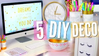 getlinkyoutube.com-DIY PINTEREST - DÉCO & ORGANISATION BUREAU