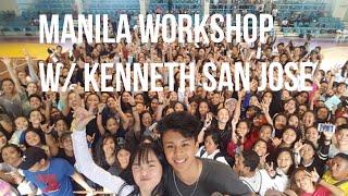 JANUARY 20 WORKSHOP WITH KENNETH SAN JOSE // Andree Bonifacio