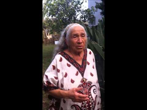 abuela margarita y  la respiración ovárica, alquimia femenina