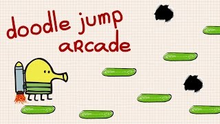 getlinkyoutube.com-Doodle Jump - Arcade Ticket Game