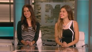 'Bachelorettes' Britt and Kaitlyn Play 'Who'd You Rather?'