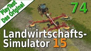 getlinkyoutube.com-LS15 PlayTest #74 Zetten und Schwaden im Akkord Landwirtschafts Simulator 15 deutsch HD