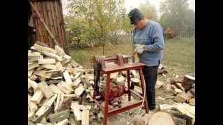 getlinkyoutube.com-Cepač za drva Valjevo 2